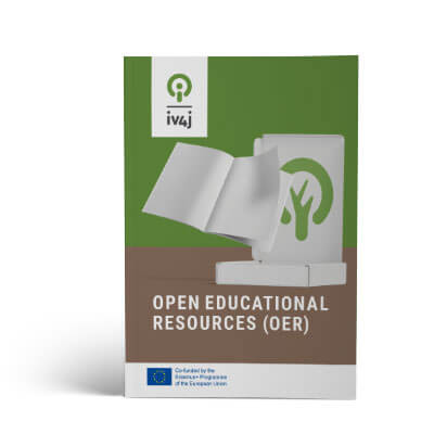 Open Educational Resources Guide Mockup